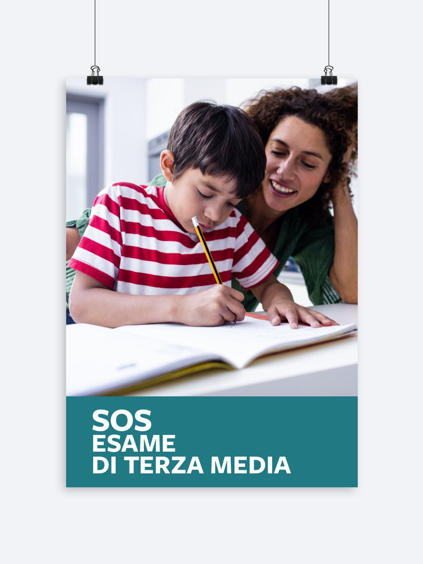 SOS esame di terza media - percorso 2 - Disturbi dell'attenzione e iperattività - Libri - Erickson