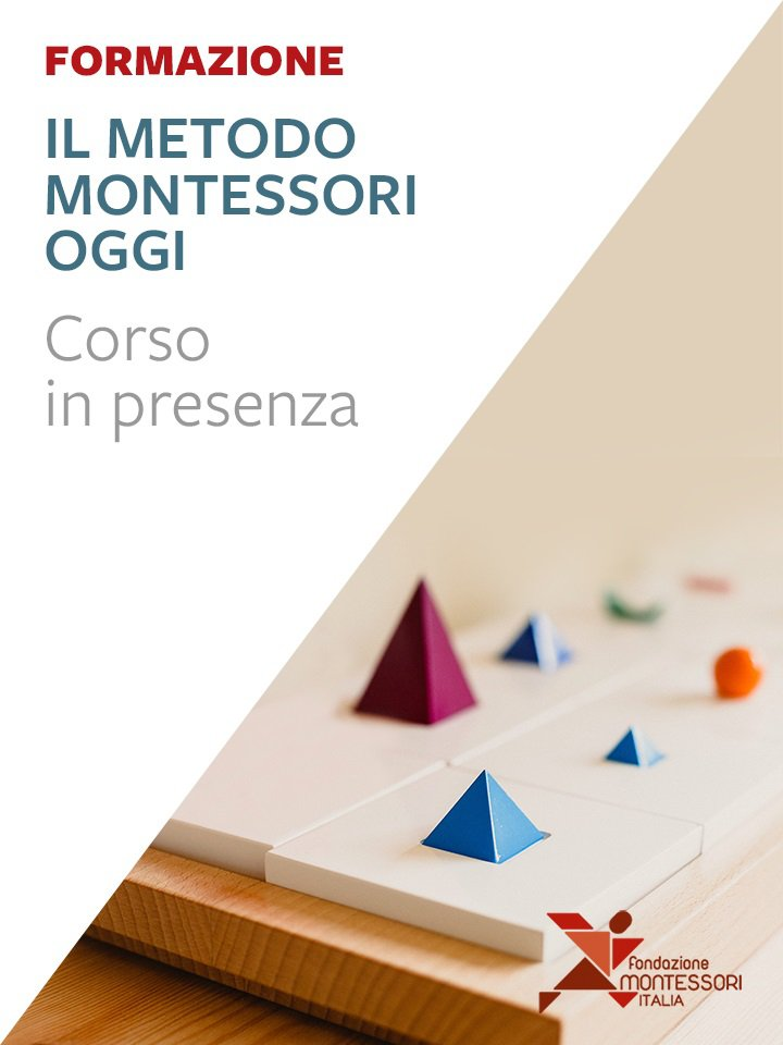 Il Metodo Montessori oggi - formazione Roma - Insegnare Domani nella Scuola Secondaria - Libri - Erickson