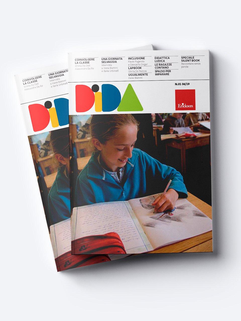 DIDA - Annata 2019-2020 - Laboratorio discalculia - Libri - Erickson