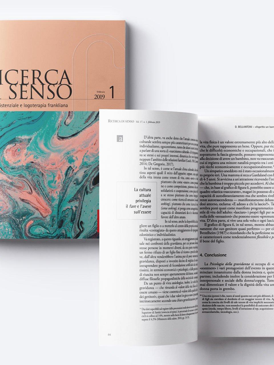 Ricerca di senso - Riviste - Erickson 2