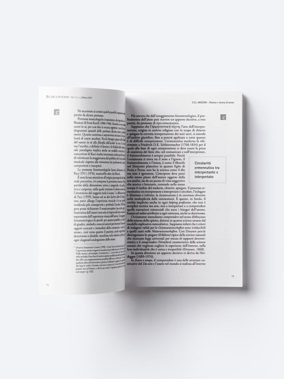 Ricerca di senso - Riviste - Erickson 3