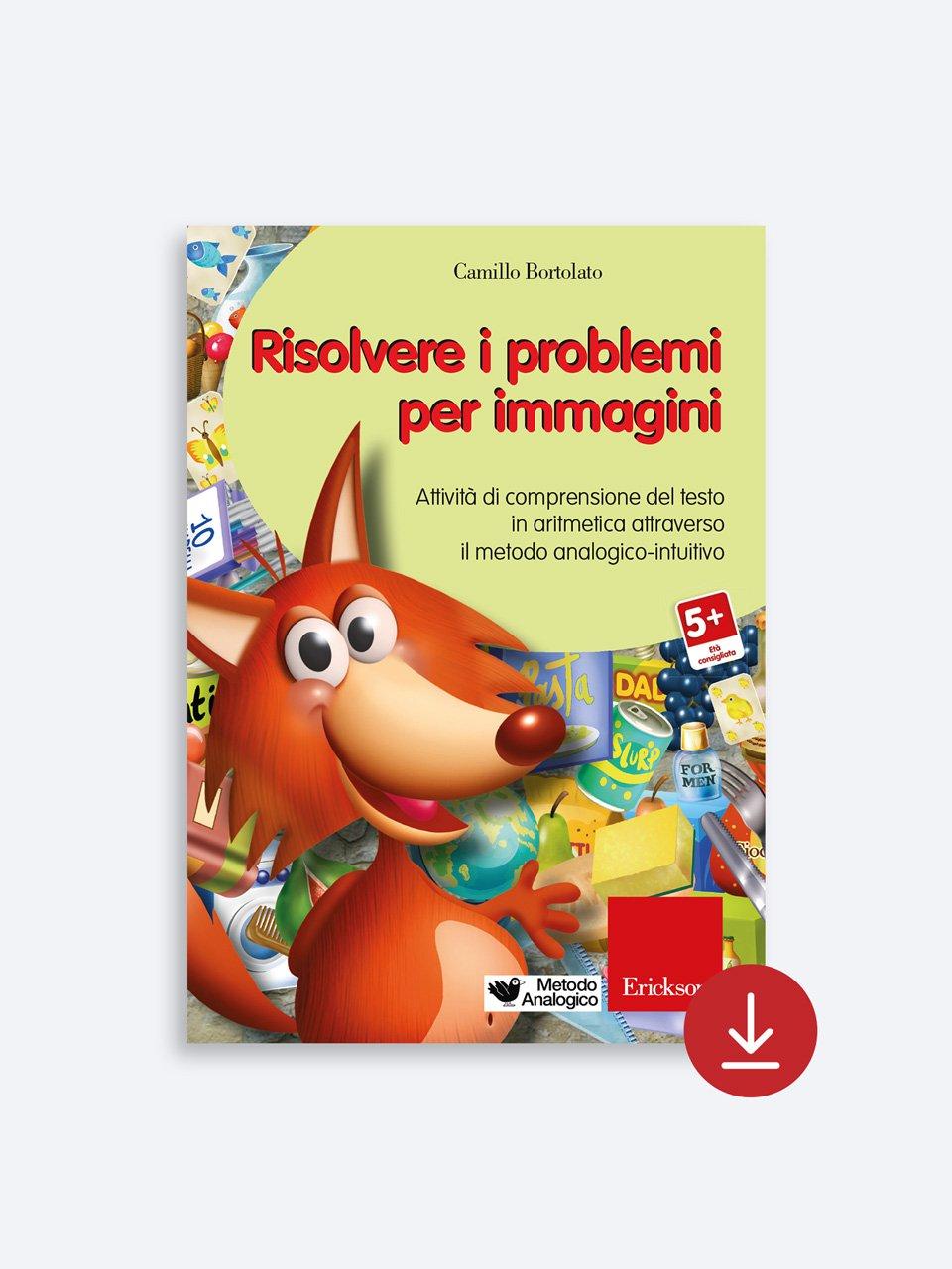 Risolvere i problemi per immagini - Libri - App e software - Erickson 2