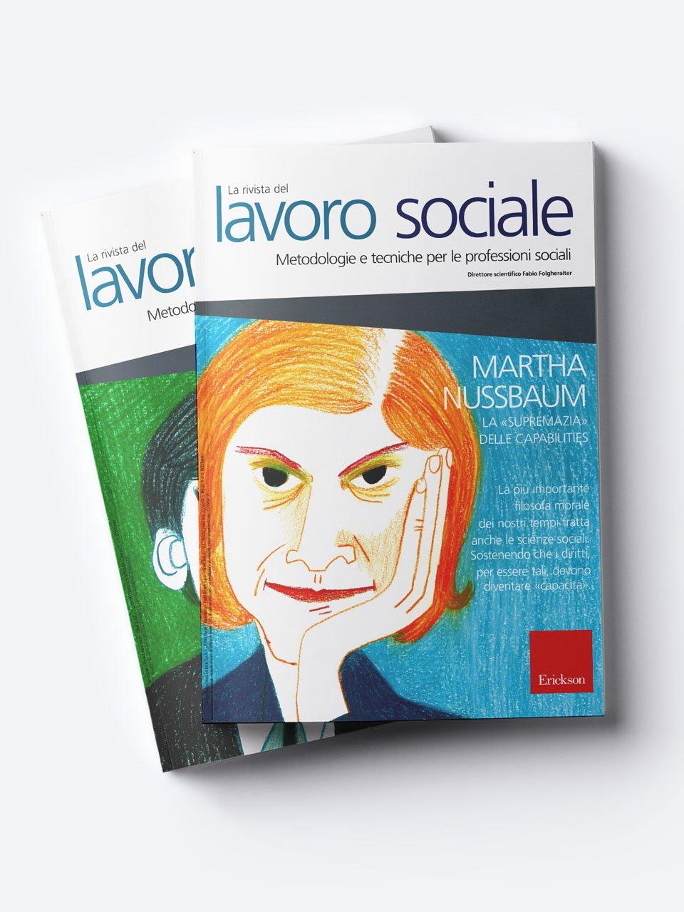 Lavoro sociale - Tutelandia - Libri - Erickson