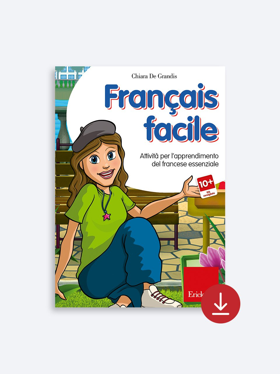 Français facile Download - Erickson Eshop