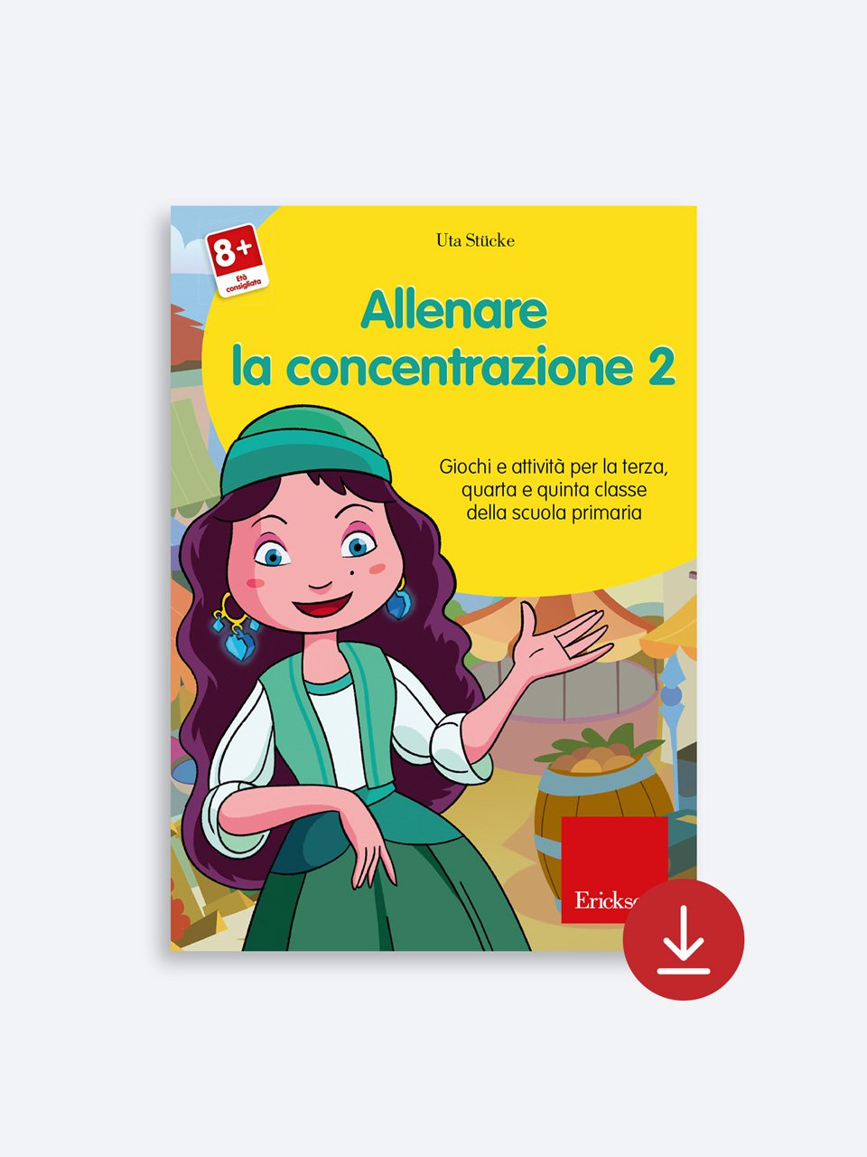Allenare la concentrazione - Volume 2 Download - Erickson Eshop