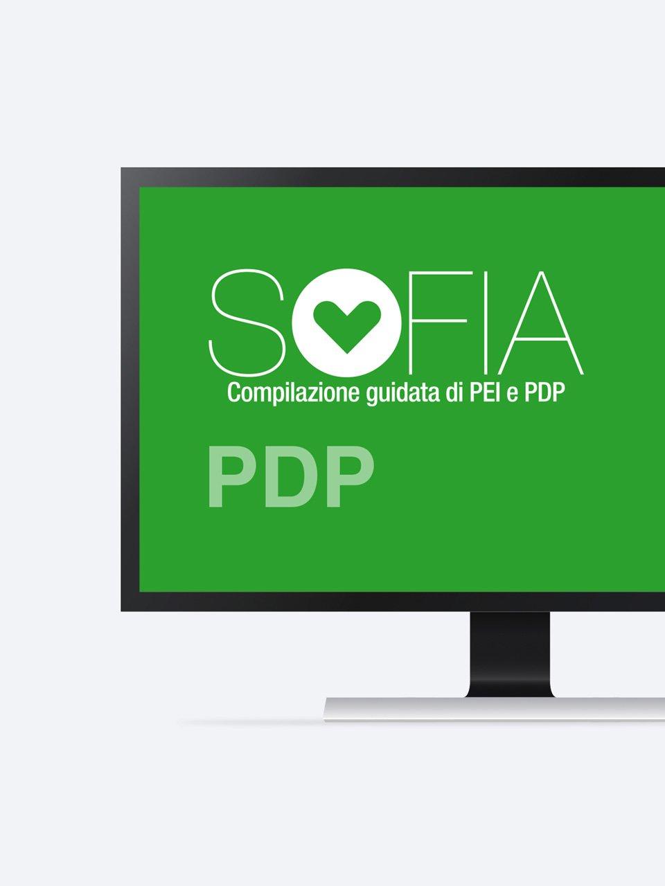 SOFIA -  compilazione PDP Accesso piattaforma - 10 PDP - Erickson Eshop