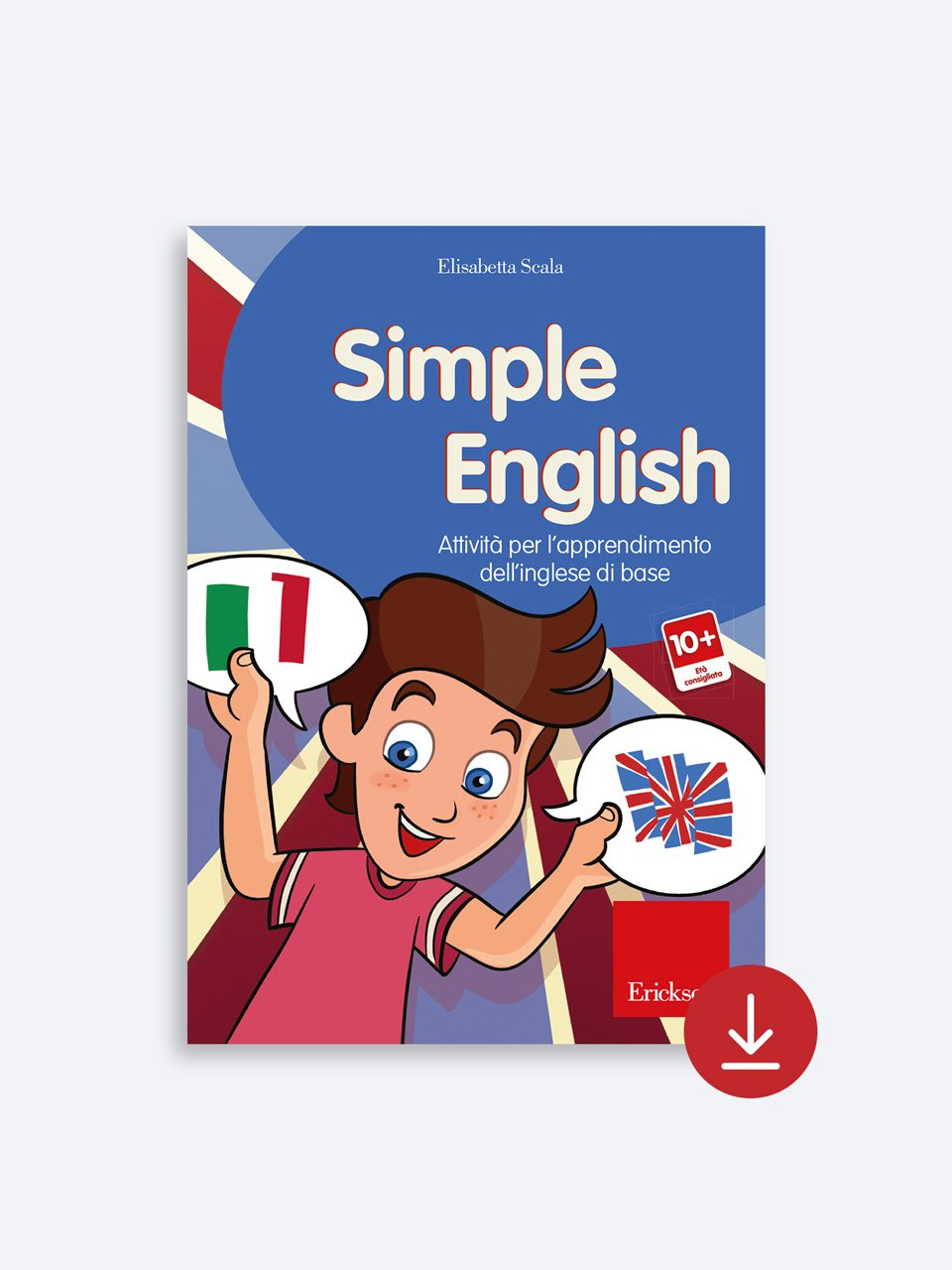 Simple English - Français facile - Libri - App e software - Erickson 2