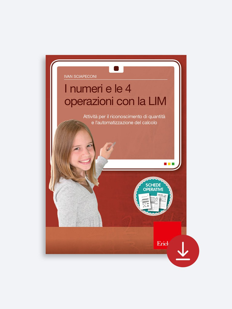 I numeri e le 4 operazioni con la LIM - Giocadomino - Frazioni e numeri decimali - Giochi - Erickson 2