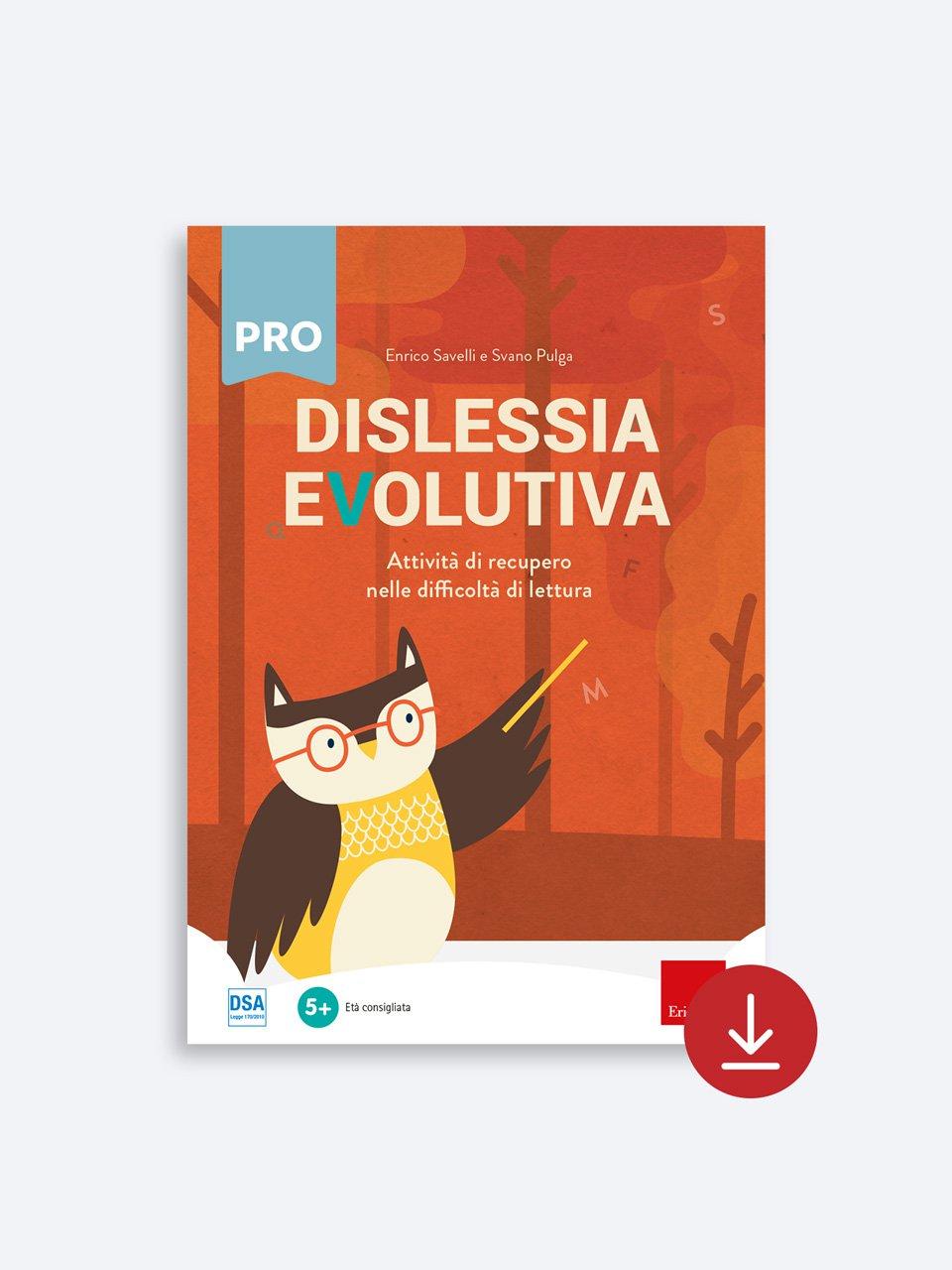 Dislessia evolutiva - App e software - Erickson 4
