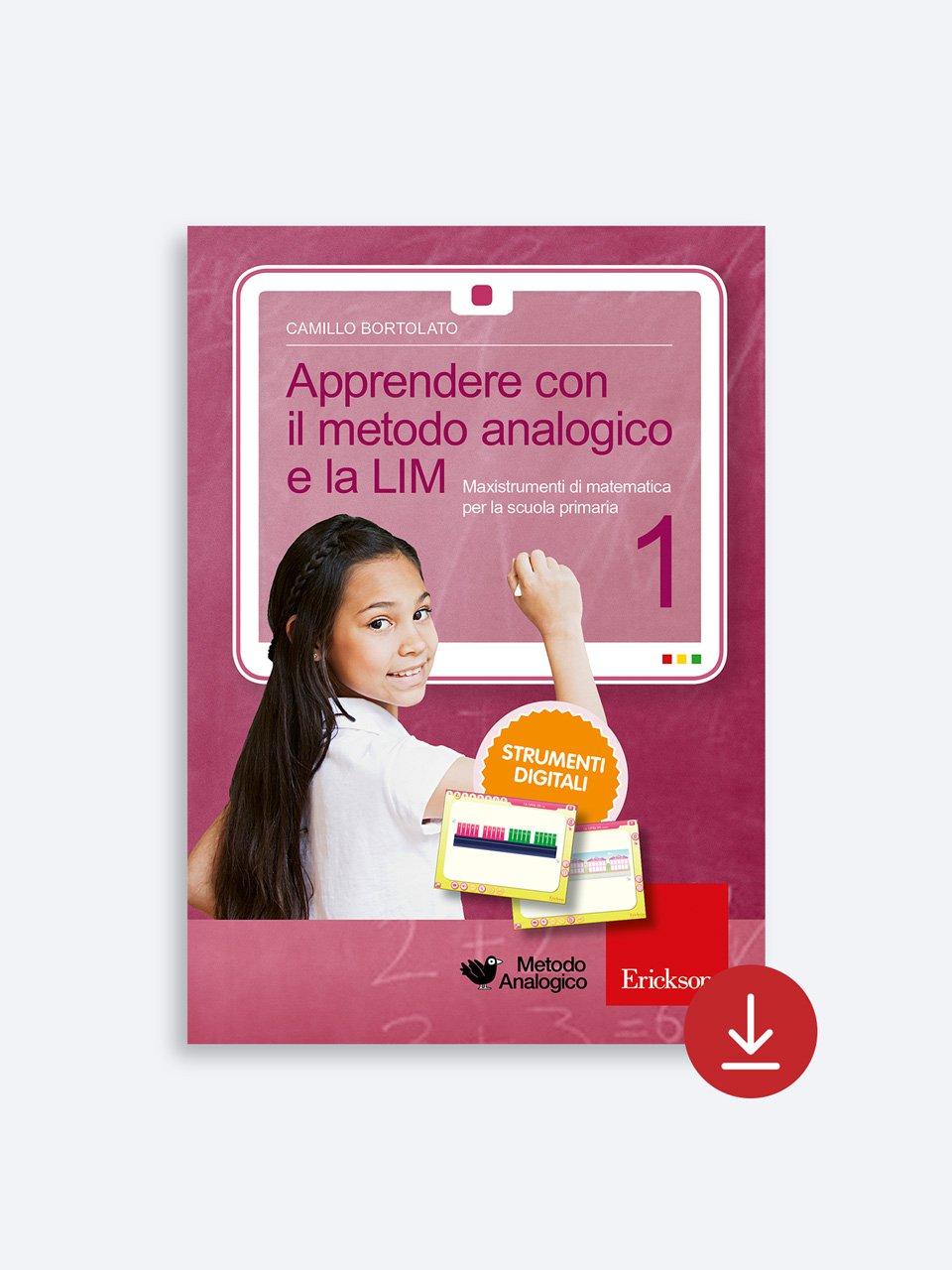 Apprendere con il metodo analogico e la LIM 1 - Test AC-MT 11-14 - Test di valutazione delle abili - Libri - Erickson 2