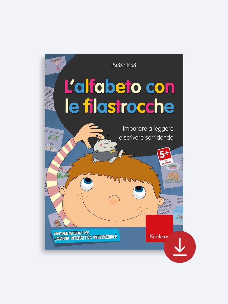 L'alfabeto con le filastrocche - Libri - App e software - Erickson 5