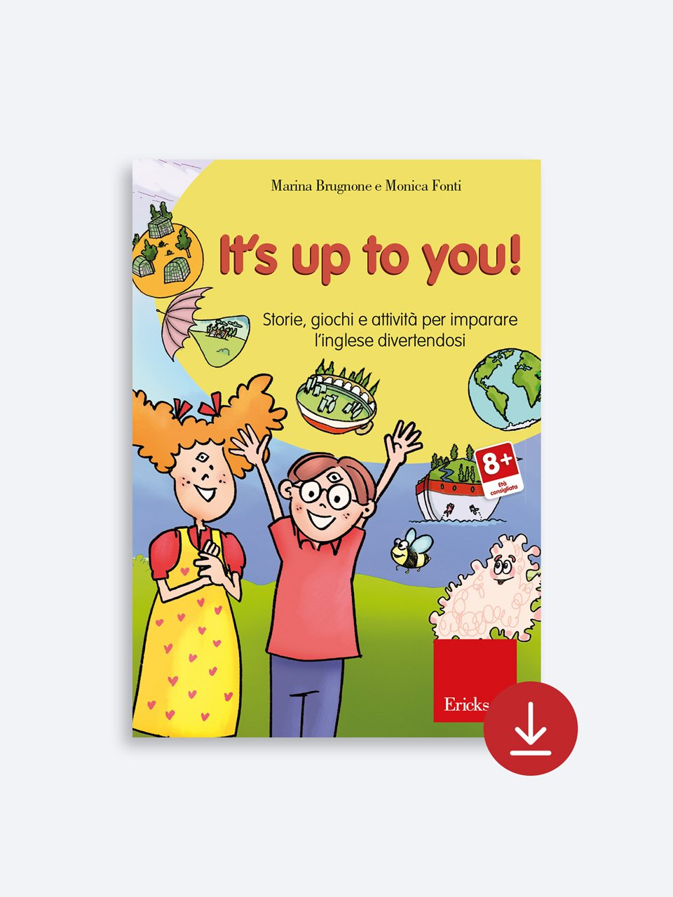 It's up to you! - My First Word Games - App e software - Erickson 2