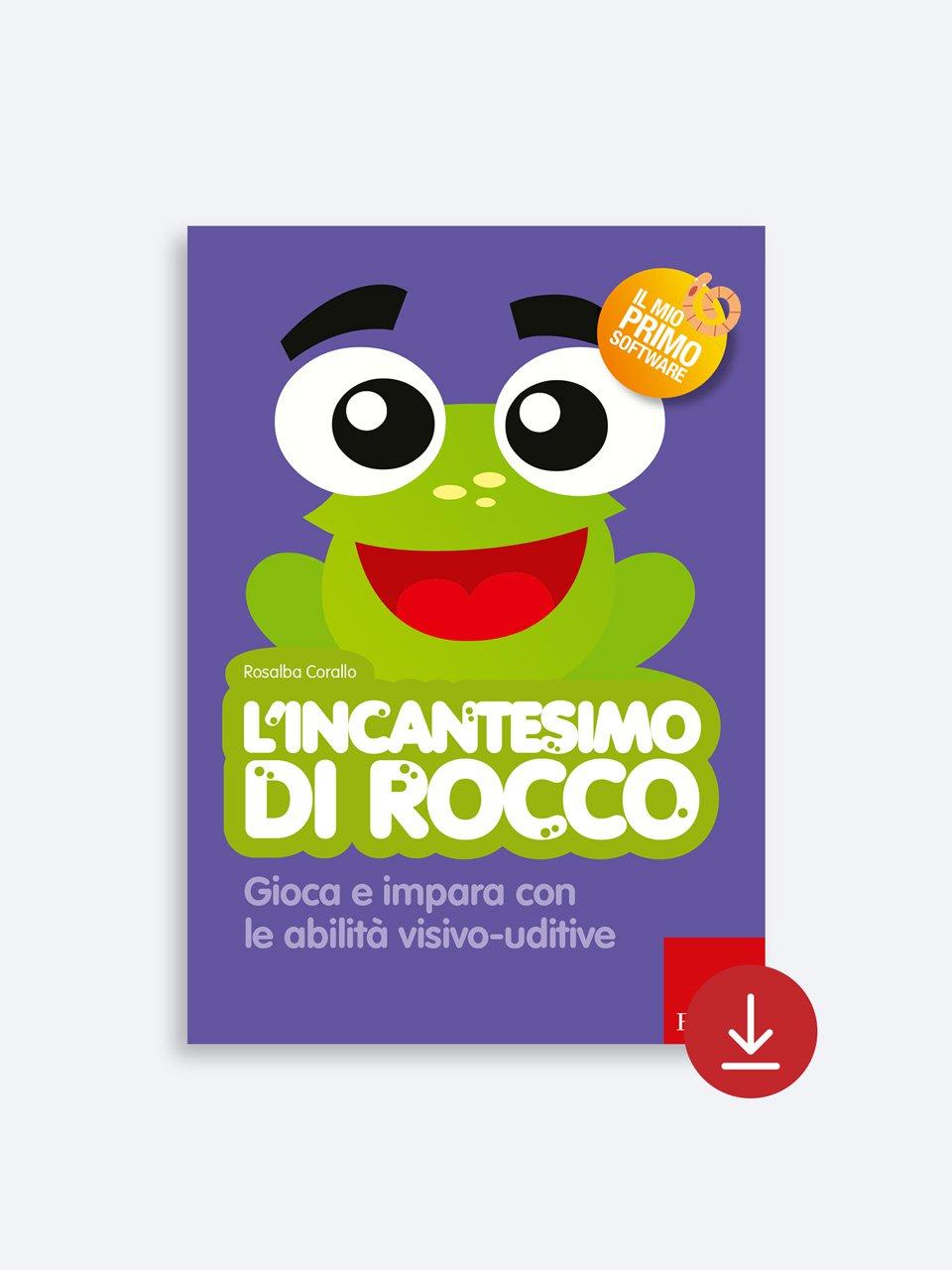 L'incantesimo di Rocco - App e software - Erickson 3