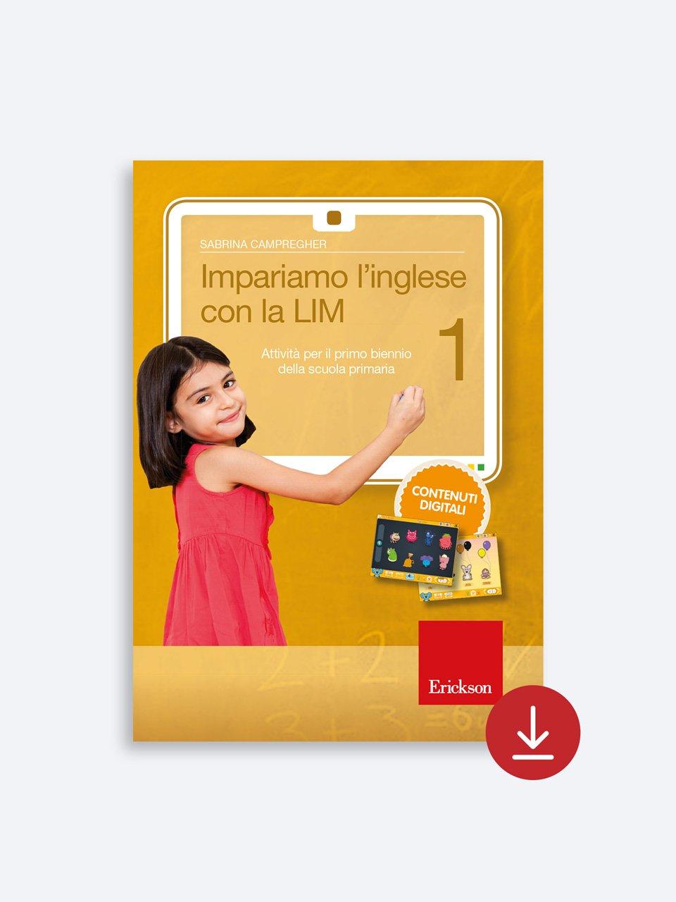 Impariamo l'inglese con la LIM 1 - Hallo Deutsch! - Libri - App e software - Erickson 2