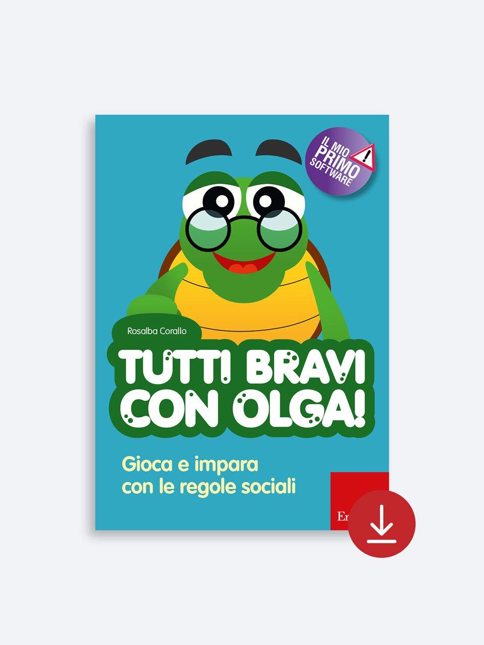 Tutti bravi con Olga! - Rosalba Corallo - Erickson 2