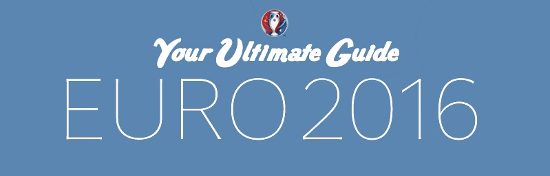 Your Ultimate Guide To Euro 2016 Infographic