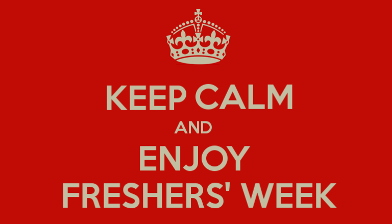 University Life Your Guide To Freshers Week