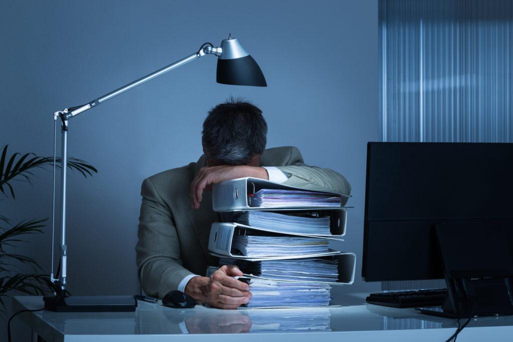 British Employees Work On Average 38 Days A Year Unpaid