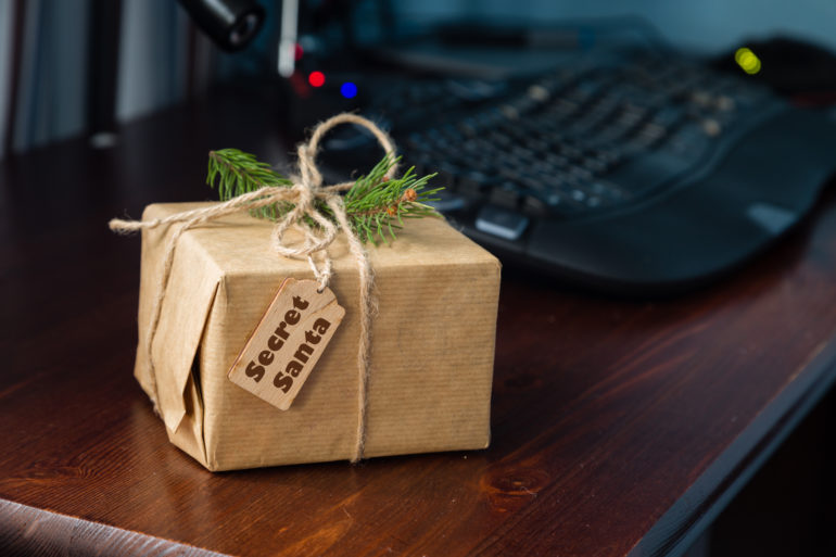 8 Simple Secret Santa Gifts