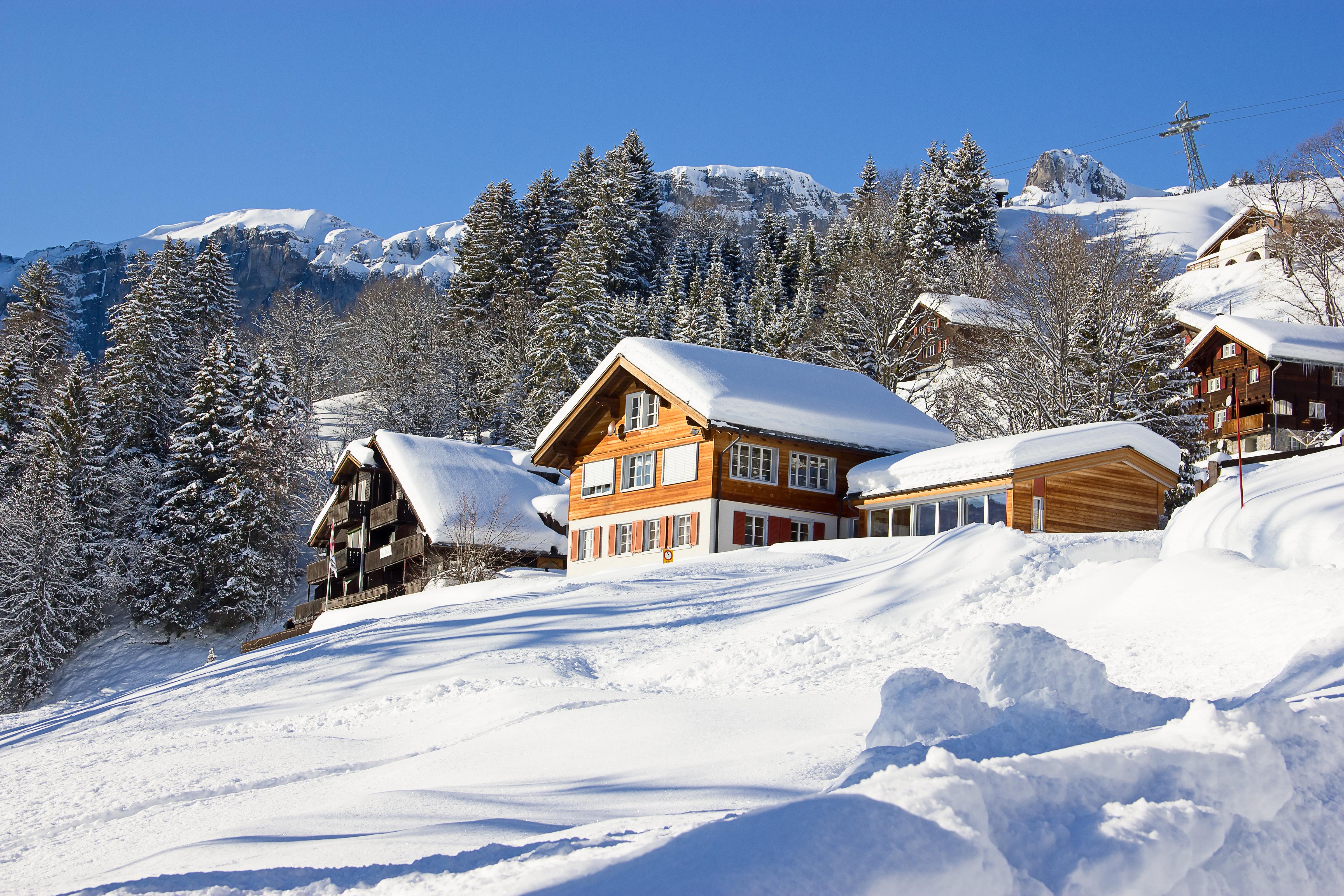 8 Fantastic Winter Retreats