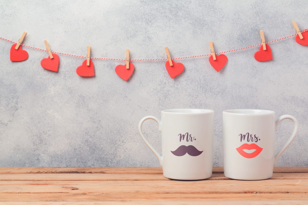 5 Personalised Gifts Which Make Great Valentine's Day Presents