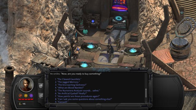 Torment: Tides of Numenera picture #15
