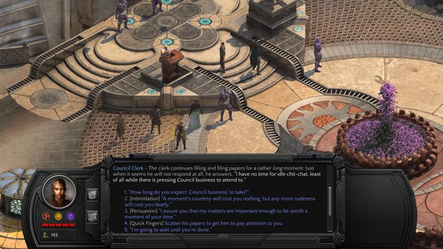 Torment: Tides of Numenera picture #13