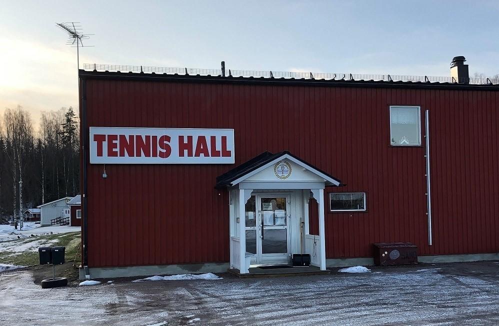 Alfta tennishall