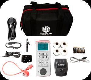 The PrimeTest 250+ PAT Tester Pro Kit