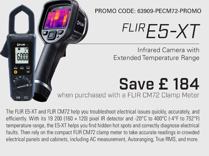 Flir EX5-XT Promotion