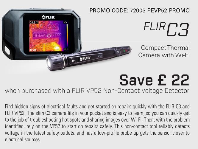 Flir promotion on the C2