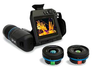 FLIR GF77 Lens Options