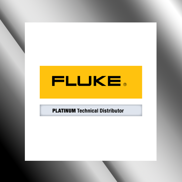 Fluke give Acute Sales Platinum Distributor Badge