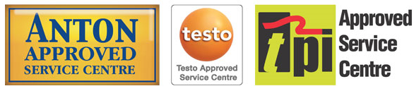 Acutest are an approved service centre for