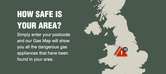 Check how safe your area is