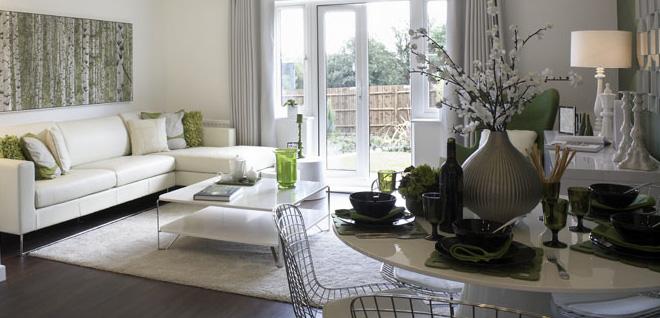 Crest Nicolson, Suna Interior Design