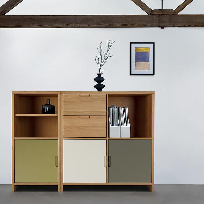 House by John Lewis Oxford Modular Storage Units