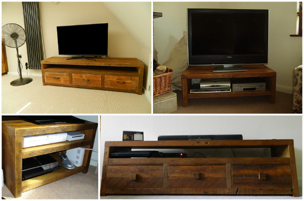 Eat Sleep Live TV Stands