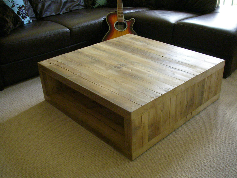 Qube Coffee Table