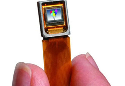 Worlds Smallest Colour TV Screen
