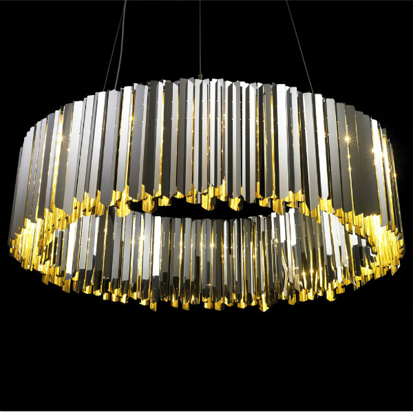 Facet Chandelier from Innermost, Occa-Home