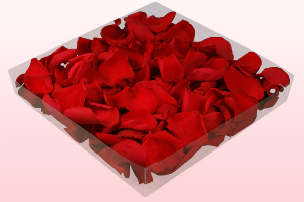 Red Preserved Rose Petals - Rose Petal Shop, £11.50