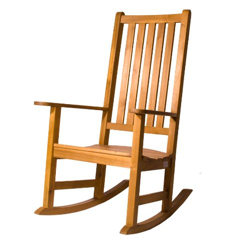 Alexander Rose Acacia AC1639 Rocking Chair, Amazon