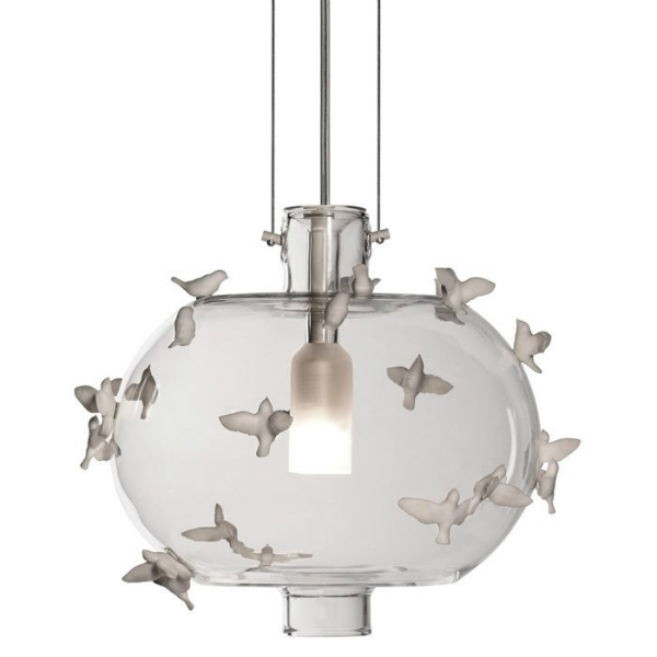 Freeze Frame Hanging Lamp, Lladro