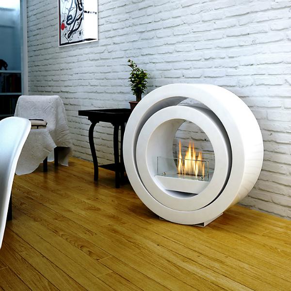 Imagin Globus Bioethanol Fireplace, John Lewis