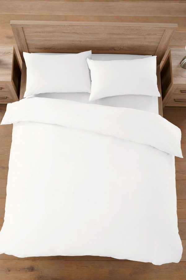 Luxury Percale Bed Set - Next, £30