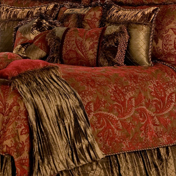 Renaissance Bedding Set, Accents of Salado, Expensive!