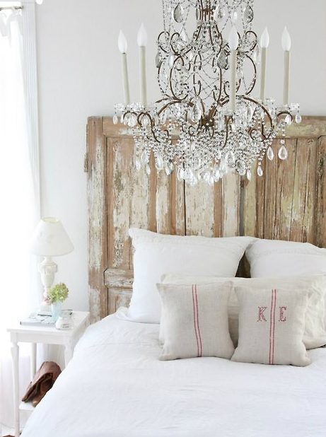 DIY Door Headboard, Picklee