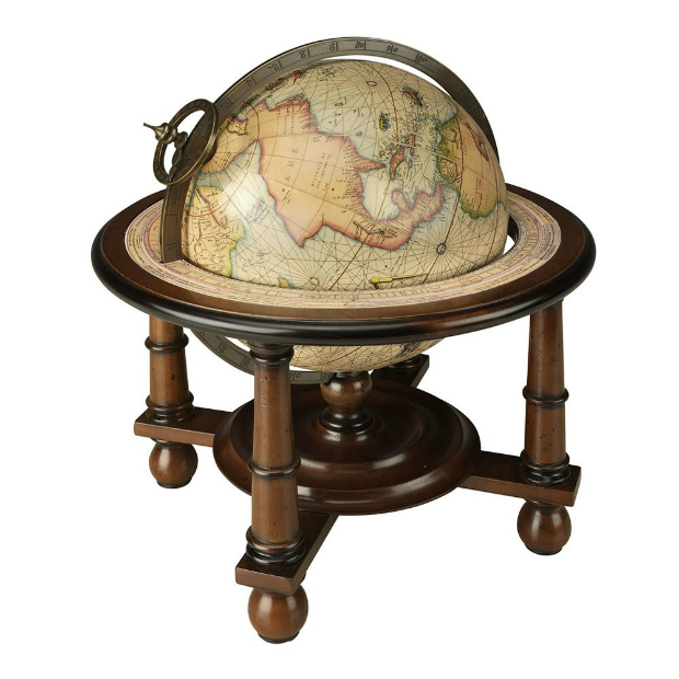 Terrestrial Desk Globe, Occa-Home