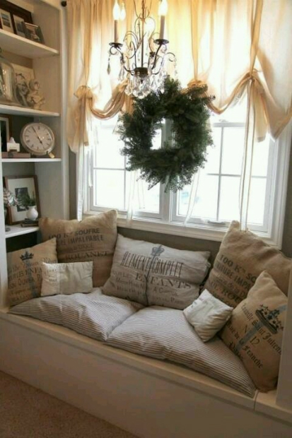 Non Bay Window Seat, Pinterest